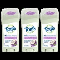 Tom's Coconut Lavender Antiperspirant Deodorant