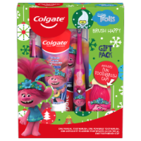 Oral Care Kids Trolls Hygiene Set