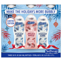 Softsoap Seasonal Body Wash Gift Set
