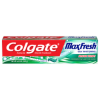 Colgate Max Fresh Clean Mint Anticavity Fluoride Toothpaste
