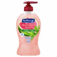 Softsoap Watermelon & Mint Hydrating Liquid Hand Soap
