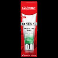 Colgate Renewal Enamel Fortify Whitening Toothpaste - 3 oz