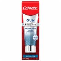 Colgate Renewal Cool Mint Gel Whitening Restoration Toothpaste