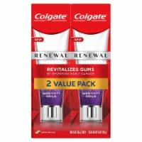Colgate Renewal Enamel Fortify Toothpaste - 6 oz