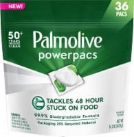 Palmolive Power Pacs Dishwasher Detergent - 36 ct