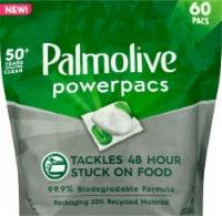 Palmolive Power Pacs Dishwasher Detergent - 60 ct