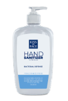 Kiss My Face Hand Sanitizer with Aloe