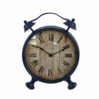 Retro Style Decorative Wall Clock - 1