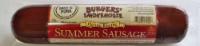 Burger's Smokehouse Beef Summer Sausage Log