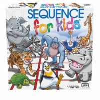 Jax Ltd Sequence for Kids Game