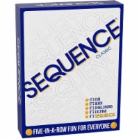 Sequence Classic Board Game - 1