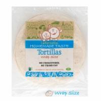 La Favorita Wrap Size Tortillas - 10 ct / 24 oz