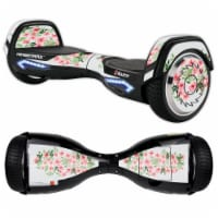 MightySkins RAHOV2-Bouquet Skin Decal Wrap for Razor Hovertrax 2.0 Hover Board Balancing Scoo
