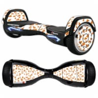 MightySkins RAHOV2-Body By Pizza Skin Decal Wrap for Razor Hovertrax 2.0 Hover Board Scooter - 1