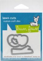 Lawn Cuts Custom Craft Die-One In A Chameleon - 1