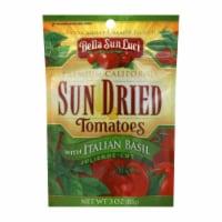 Bella Sun Luci Sun Dried Julienne Cut Tomatoes with Italian Basil