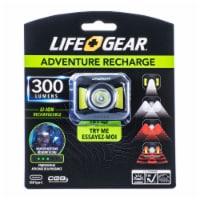 Life+Gear® Adventure Recharge Headlamp - 1 ct
