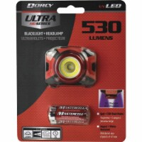 Dorcy Ultra HD 530 Lumen Headlamp - AAA - Black, Red - 1