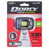 Dorsy® Ultra HD Rechargeable Headlamp - 1 ct