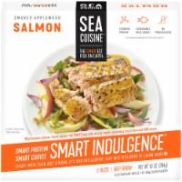 Sea Cuisine Smart Indulgence Smoked Applewood Wild Alaska Salmon