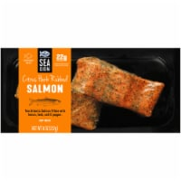 Sea Cuisine Citrus Herb Rubbed Atlantic Salmon