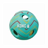 Kong KC48522 Wiggi Tumble Assorted Color, Small & Medium - 1