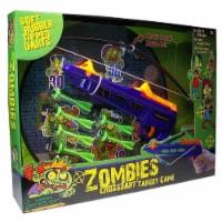 Zombie Crossdart With Target Set