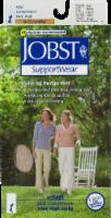 Jobst Women's Sosoft Ribbed Sand Sock Size 7-9