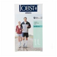 JOBST Athletic Knee 8-15 Closed Toe White Medium - 9 Pair