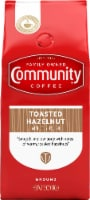 Community Coffee Toasted Hazelnut Ground Coffee