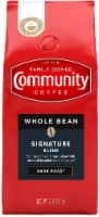 Community Coffee Signature Blend Dark Roast Whole Bean Coffee