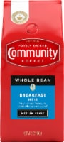 Community Coffee Breakfast Blend Medium Roast Whole Bean Coffee