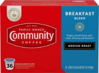 Community Coffee Breakfast Blend Medium Roast Coffee Single-Serve Cups