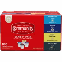 Community Coffee Single Serve Cups Variety Pack