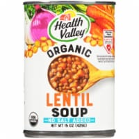 Health Valley Organic Lentil Soup