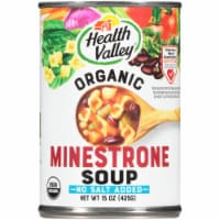 Health Valley Minestrone Soup
