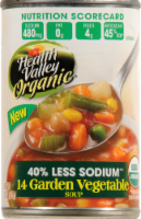 Health Valley Organic 14 Garden Vegetable Soup
