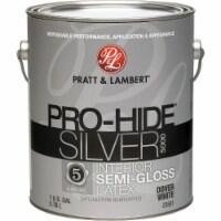 Pratt & Lambert Int S/G Dover Wht Paint 0000Z5551-16 - 1 Gal.
