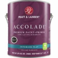 Pratt & Lambert Int Flat Deep Bs Paint 0000Z4682-16
