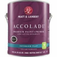 Pratt & Lambert Int Flat Neutrl Bs Paint 0000Z4683-16