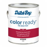 Dutch Boy Color Ready Flat Pre-Mixed Paint - White Linen