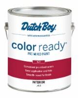 Dutch Boy Color Ready Flat Interior Pre-Mixed Paint - Bisque