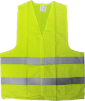 Allied Adult Safety Vest - Yellow