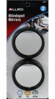 Allied 2 Inch Blind Spot Mirror Twin Pack - Black