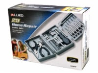 Allied Home Maintenance Mini Tool Set - 25 Piece