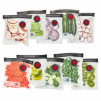 ZWILLING Fresh & Save 10-pc Vacuum Sealer Bags, Sous Vide Bags, Meal Prep - Small - 10-pc Small