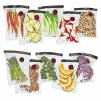 ZWILLING Fresh & Save 10-pc Vacuum Sealer Bags, Sous Vide Bags, Meal Prep - Medium - 10-pc Medium