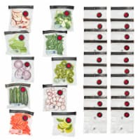 ZWILLING Fresh & Save 30-pc Vacuum Sealer Bags, Sous Vide Bags, Meal Prep - Small - 30-pc Small