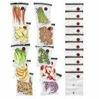 ZWILLING Fresh & Save 20-pc Vacuum Sealer Bags, Sous Vide Bags, Meal Prep - Medium - 20-pc Medium