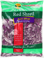 Pearson's Cabbage Red Shredded Cabbage - 8 oz